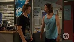 Jayden Warley, Brad Willis in Neighbours Episode 7052