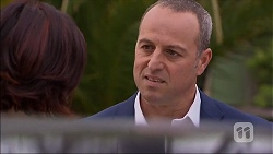 Naomi Canning, Dennis Dimato in Neighbours Episode 7052