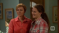 Lorraine Newman, Cat Rogers in Neighbours Episode 7052