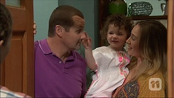 Toadie Rebecchi, Nell Rebecchi, Sonya Mitchell in Neighbours Episode 7052