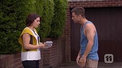 Naomi Canning, Mark Brennan in Neighbours Episode 7052