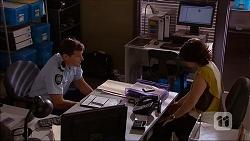 Matt Turner, Naomi Canning in Neighbours Episode 7053