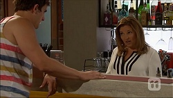 Kyle Canning, Terese Willis in Neighbours Episode 7053