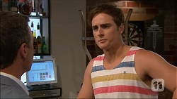 Paul Robinson, Kyle Canning in Neighbours Episode 7053