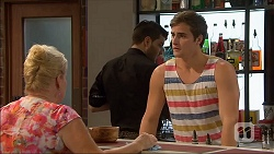 Sheila Canning, Kyle Canning in Neighbours Episode 7053