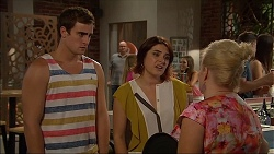 Kyle Canning, Naomi Canning, Sheila Canning in Neighbours Episode 7053