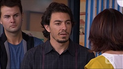 Joey Dimato, Naomi Canning in Neighbours Episode 7053