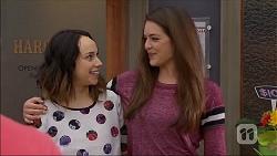 Imogen Willis, Paige Novak in Neighbours Episode 7054