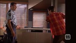 Matt Turner, Bailey Turner in Neighbours Episode 7055