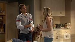 Josh Willis, Amber Turner in Neighbours Episode 7055