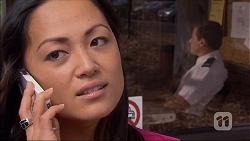 Michelle Kim, Matt Turner in Neighbours Episode 7055