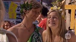 Daniel Robinson, Amber Turner in Neighbours Episode 7055