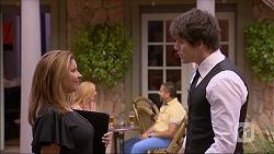 Terese Willis, Chris Pappas in Neighbours Episode 7056