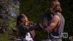 Imogen Willis, Tyler Brennan in Neighbours Episode 7056