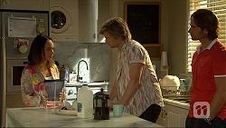 Imogen Willis, Daniel Robinson, Brad Willis in Neighbours Episode 7056