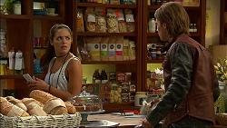 Paige Novak, Tyler Brennan in Neighbours Episode 7056