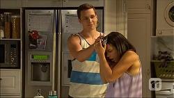 Josh Willis, Imogen Willis in Neighbours Episode 7056