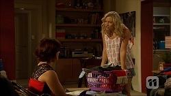 Naomi Canning, Georgia Brooks in Neighbours Episode 7057