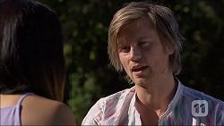Imogen Willis, Daniel Robinson in Neighbours Episode 7057