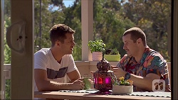 Mark Brennan, Toadie Rebecchi in Neighbours Episode 7057