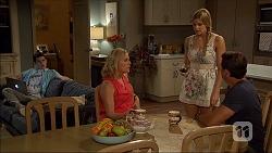 Bailey Turner, Lauren Turner, Amber Turner, Matt Turner in Neighbours Episode 7057