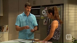 Matt Turner, Paige Novak in Neighbours Episode 7058