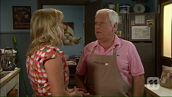 Lauren Turner, Lou Carpenter in Neighbours Episode 7059