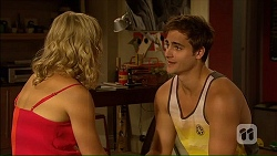 Georgia Brooks, Kyle Canning in Neighbours Episode 7059
