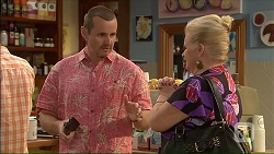 Toadie Rebecchi, Sheila Canning in Neighbours Episode 7059