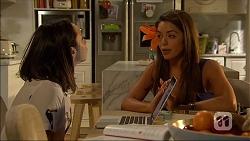 Imogen Willis, Paige Novak in Neighbours Episode 7060