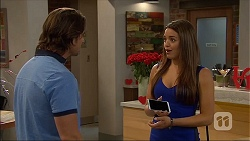 Brad Willis, Paige Smith in Neighbours Episode 7061