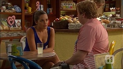 Paige Smith, Bryson Jennings in Neighbours Episode 7061