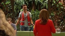 Josh Willis, Terese Willis in Neighbours Episode 7061
