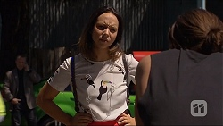 Imogen Willis, Tyler Brennan in Neighbours Episode 7061