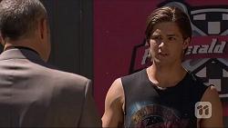 Dennis Dimato, Tyler Brennan in Neighbours Episode 7061