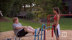 Bryson Jennings, Paige Novak in Neighbours Episode 7062