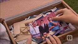 Harold Bishop, David Bishop, Henry Ramsay in Neighbours Episode 7062