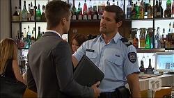 Mark Brennan, Matt Turner in Neighbours Episode 7062