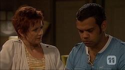 Susan Kennedy, Nate Kinski in Neighbours Episode 7063