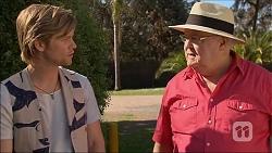 Daniel Robinson, Harold Bishop in Neighbours Episode 7063
