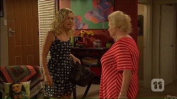 Georgia Brooks, Sheila Canning in Neighbours Episode 7064
