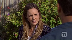 Sonya Mitchell, Nate Kinski in Neighbours Episode 7064