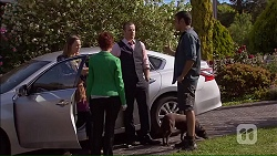 Sonya Mitchell, Susan Kennedy, Toadie Rebecchi, Nate Kinski in Neighbours Episode 7064
