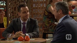 Nick Petrides, Karl Kennedy in Neighbours Episode 7064