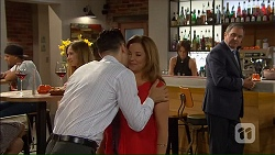 Nick Petrides, Terese Willis, Karl Kennedy in Neighbours Episode 7064