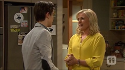 Bailey Turner, Lauren Turner in Neighbours Episode 7065