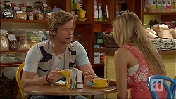 Daniel Robinson, Amber Turner in Neighbours Episode 7065