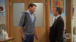 Matt Turner, Paul Robinson in Neighbours Episode 7065