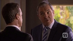 Paul Robinson, Karl Kennedy in Neighbours Episode 7065