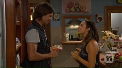 Tyler Brennan, Imogen Willis in Neighbours Episode 7066